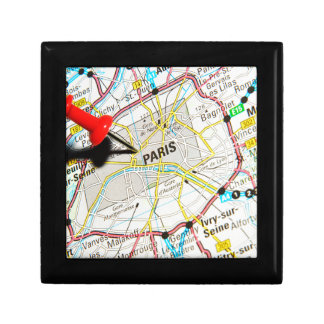 Parijs, Frankrijk Decoratiedoosje