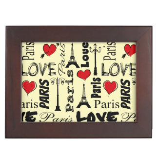 Parijs Herinneringen Doosje