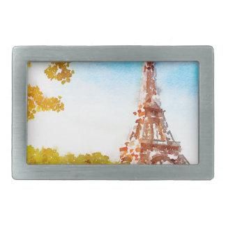 Parijs in de herfst gesp