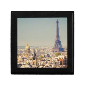 Parijs-in-één-dag-bezienswaardigheden Decoratiedoosje