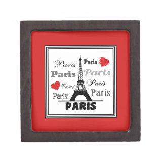 Parijs Premium Opbergdoosjes