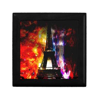 Parijse Dromen van de stijging de opnieuw Decoratiedoosje