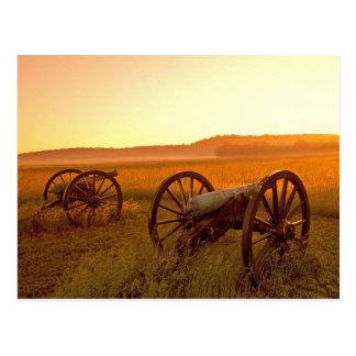 Park Arkansas van de Rand van de erwt het Briefkaart