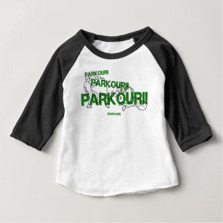 PARKOUR BABY T SHIRTS