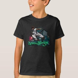Parkour - Stedelijk Overhemd Ninjas T Shirt