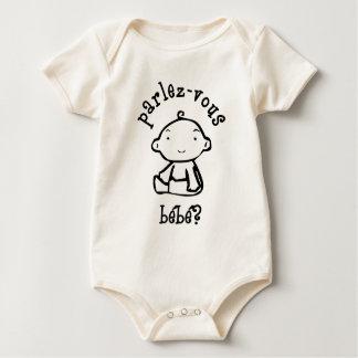 Parlez-Vous Bébé? Baby Shirt