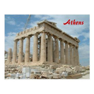 Parthenon - Athene Briefkaart
