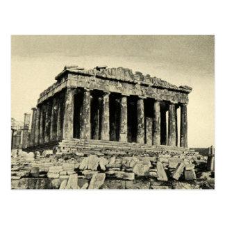 Parthenon Briefkaart