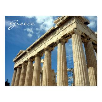parthenon Griekenland Briefkaart