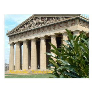 Parthenon in Nashville Briefkaart