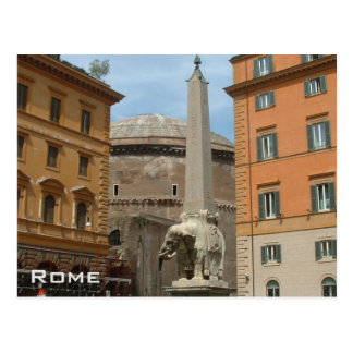 Parthenon - Rome Briefkaart