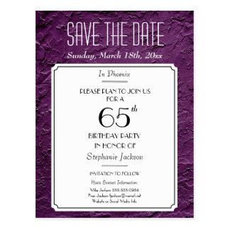 Partij of de Bijeenkomst van Faux van de wijn Briefkaart