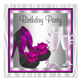Partij van de Verjaardag van de Vrouw van de Kaart