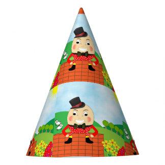 Partij van de Verjaardag van Dumpty Themed van Feesthoedjes