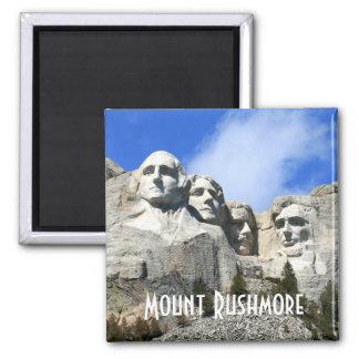 Pas foto van Rushmore van het Onderstel de Nationa Magneet