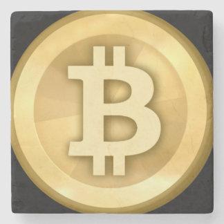 Pas Koele Bitcoin aan Stenen Onderzetter