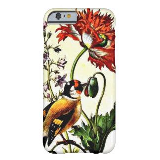 Pasari, het botanische kunst schilderen barely there iPhone 6 hoesje