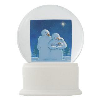 Pasgeboren Sneeuwbol