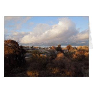 Paso Robles: Uitzicht van de HerdenkingsBrug van Briefkaarten 0