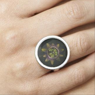 passiebloem ring