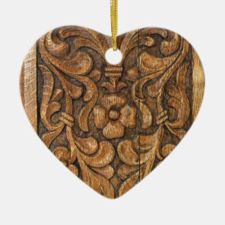 patern deur keramisch hart ornament