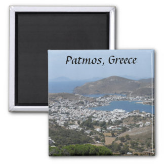 Patmos, Griekenland Magneet