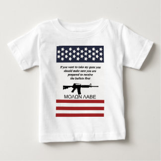 Patriot Baby T Shirts