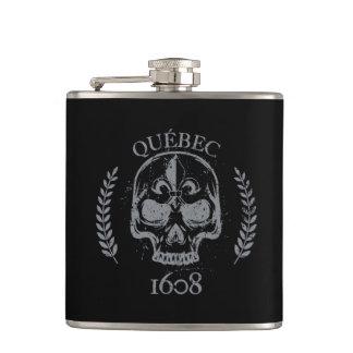 Patriote Québec 1608 grunge metaal Referendum JA Heupfles