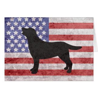 Patriottisch de Verontruste Kaart van Labrador