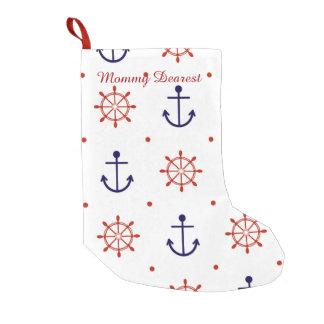 Patriottisch ZeevaartPatroon Kleine Kerstsok