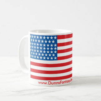 Patriottische 11oz koffiemok