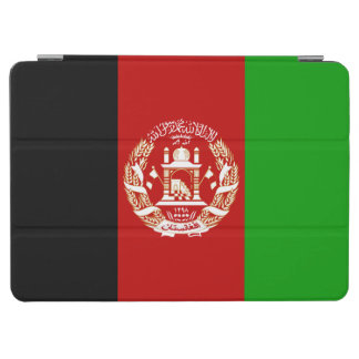 Patriottische Afghaanse Vlag iPad Air Cover