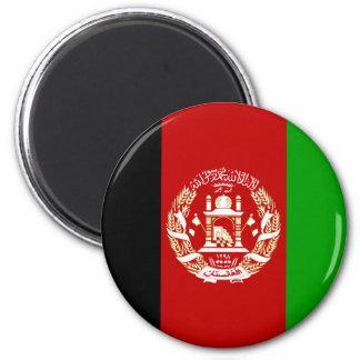 Patriottische Afghaanse Vlag Magneet