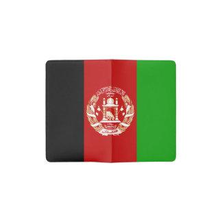 Patriottische Afghaanse Vlag Pocket Moleskine Notitieboekje