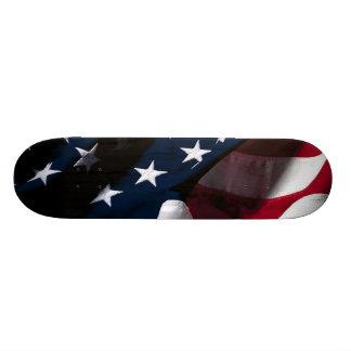 Patriottische Amerikaanse Vlag 20,0 Cm Skateboard Deck