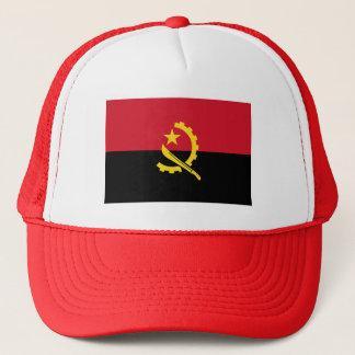 Patriottische Angolese Vlag Trucker Pet