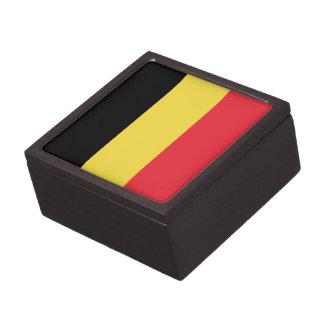 Patriottische Belgische Vlag Premium Bewaar Doosje