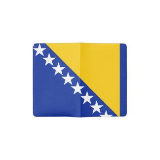 Patriottische Bosnia - van Herzegovina Vlag Pocket Moleskine Notitieboekje
