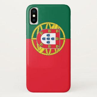 Patriottische Iphone X Hoesje met Vlag van