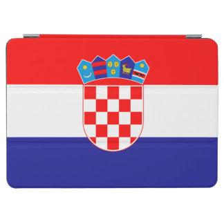 Patriottische Kroatische Vlag iPad Air Cover