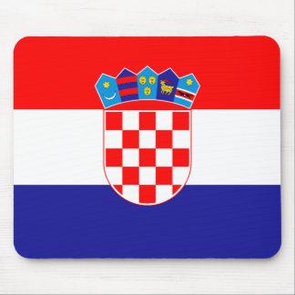 Patriottische Kroatische Vlag Muismat