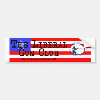 Patriottische LGC bumpersticker