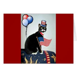 Patriottische Lucy Kaart