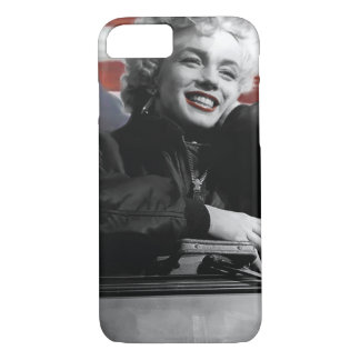 Patriottische Marilyn iPhone 7 Hoesje