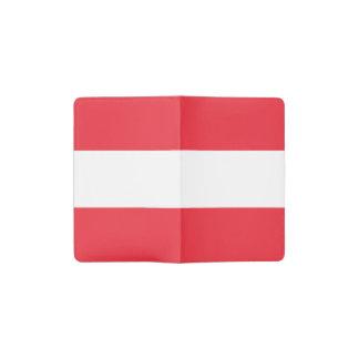 Patriottische Oostenrijkse Vlag Pocket Moleskine Notitieboekje