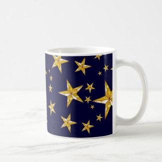 Patriottische Sterren Koffiemok