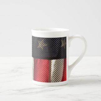Patriottische Vlag Theekop