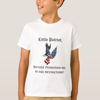 Patriottisme T Shirt