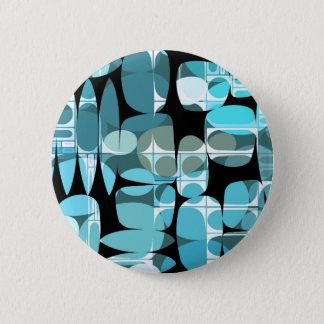 Patroon 06 van de pret ronde button 5,7 cm