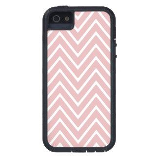 Patroon 2 van de Chevron van het baby Roze Tough Xtreme iPhone 5 Hoesje